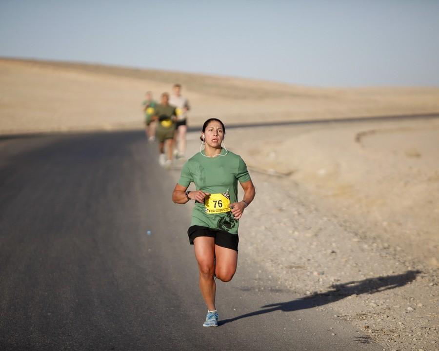 การก้าวไปสู่นักวิ่งมาราธอนมืออาชีพ