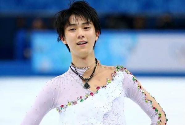 ยูซูรุ ฮานีว (Yuzuru Hanyu) นักสเก็ตลีลา เจ้าเหรียญทองโอลิมปิก
